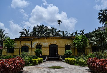 Front View of Mymensingh Museum.jpg
