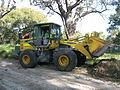 Front end Loader SC50 Swan Coastal District X-2013.JPG