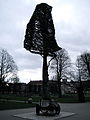 Funny-lookin' tree in The King's Garden, Copenhagen.jpg