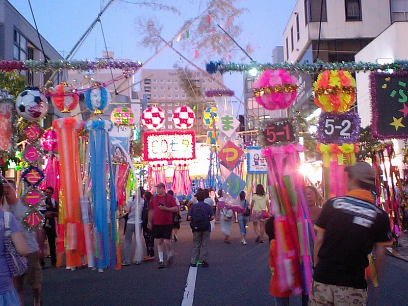 File:Fussa Tanabata Festival-Tokyo.jpg