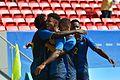Futebol olímpico de Argentina e Honduras no Mané Garrincha 1036624-10082016- dsc0160 1.jpg