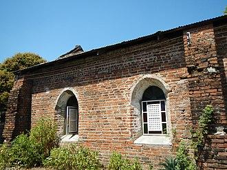 San Vicente Ferrer Church (Dupax del Sur) - Image: Fvf Dupaxdel Sur 9826 02