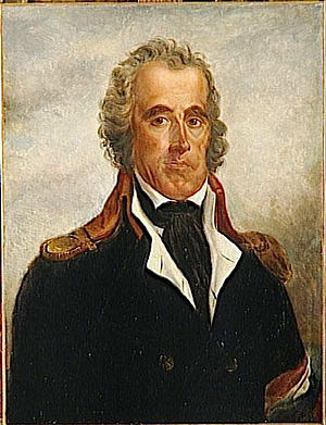 Battle of Hondschoote - General Houchard.