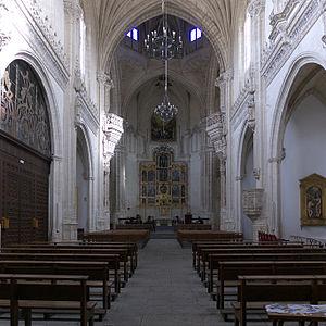 Juan Guas - Monastery of Saint John of the Kings. Toledo