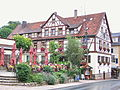 Gößweinstein, Gasthaus, Pezoldstr.5.jpg