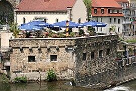 Görlitz - Vierradenmühle (Altstadtbrücke) 02 ies.jpg