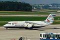 G-BZAT 146-RJ100 BA-City Flyer ZRH 31AUG98 (6022491405).jpg