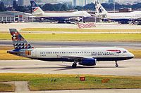 G-MEDD A320-231 BA-BMed LHR 11AUG99 (5863228989).jpg