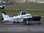 G-NELI Piper 28 Arrow (25826354860).jpg