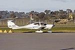 GA Rentals (VH-DIV) Diamond DA 40 XLS at Wagga Wagga Airport.jpg
