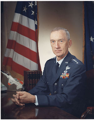 Bruce K. Holloway - General Bruce K. Holloway