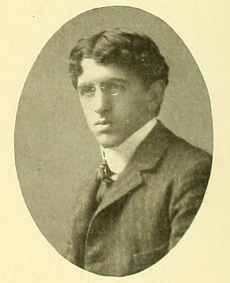 George E. O'Hearn - O'Hearn pictured in Index 1904, Massachusetts Agricultural College yearbook