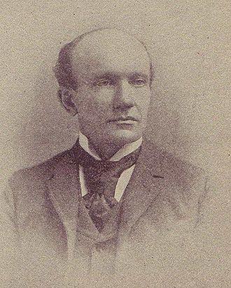 G. L. Norrman - G.L. Norrman in 1892