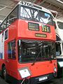 GM Buses South bus 4706 (A706 LNC), Museum of Transport in Manchester, 30 June 2007 (1).jpg