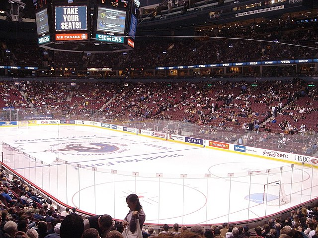 """""""GM Place 2005"""" by Mr. Leung - https://flickr.com/photos/lester/57010547/. Licensed under Creative Commons Attribution-Share Alike 2.0 via Wikimedia Commons - https://commons.wikimedia.org/wiki/File:GM_Place_2005.jpg#mediaviewer/File:GM_Place_2005.jpg"""