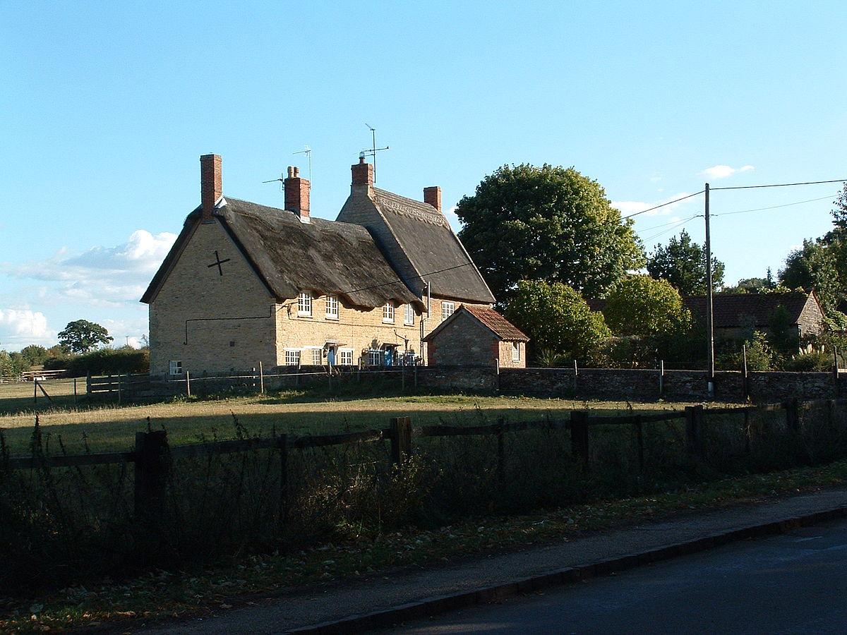 Grendon, Northamptonshire - Wikipedia