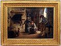 Gaetano chierici, una scena domestica, primi passi, 1865.jpg