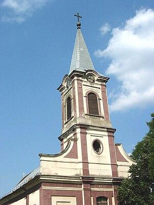 Gajdobra - Image: Gajdobra, Catholic Church
