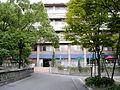 Gakusei Kaikan Hall (Kinugasa Campus, Ritsumeikan University, Kyoto, Japan).JPG