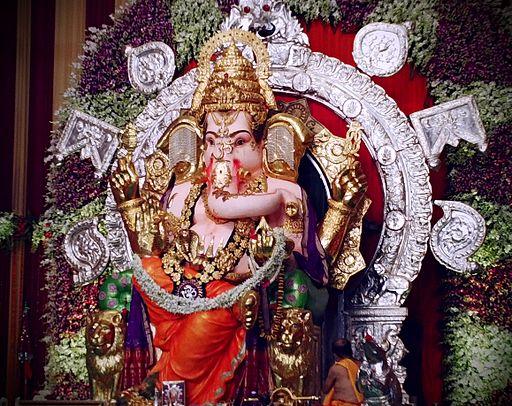 Ganesh festval GSB