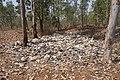 Garbage dumping site in santiketan, khoai, Birbhum, West Bengal.jpg