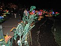 Garden d'Lights 2008 at the Bellevue Botanical Garden, img005.jpg