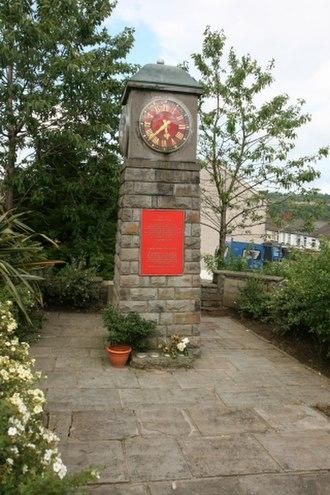 Gilfach - Garden of Peace at Gilfach