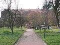 Garden of the Franciscan monastery in Katowice Panewniki 016.JPG
