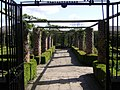 Gardens at Ripley Castle - panoramio.jpg