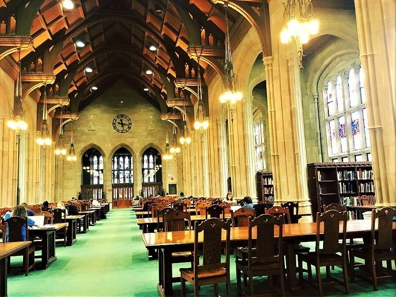 Gargan Hall Bapst Library