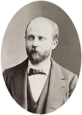 Gaston Maspero - Maspero, 1883