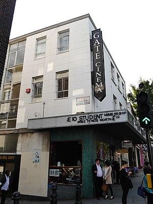 Gate Cinema - Gate Cinema, Notting Hill Gate, 2014