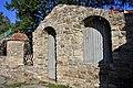 Gates on Tatarska street, Kamianets-Podilskiy.jpg