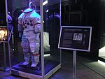 Gateway to space 2016, Budapest, the Apollo A7LB lunar surface suit.jpg