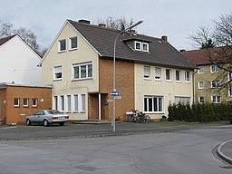 Gaugrevestraße in Werl