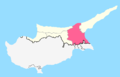 Gazimağusa District Map.png