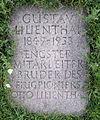 Gedenktafel Schütte-Lanz-Str 25 (Lichf) Gustav Lilienthal.jpg