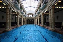 Gellért Baths - Wikipedia