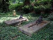 Generalsgräber Haupftfriedhof Koblenz