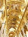 Genova-Basilica della Santissima Annunziata del Vastato-interno soffitto.jpg