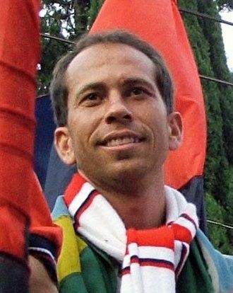 Adaílton (footballer, born 1977) - Image: Genova Genoa in A 2007 DSCF0520 Adaílton (edited vertical)