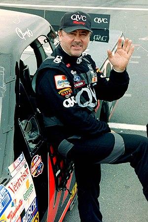Geoff Bodine - Bodine in 1996.