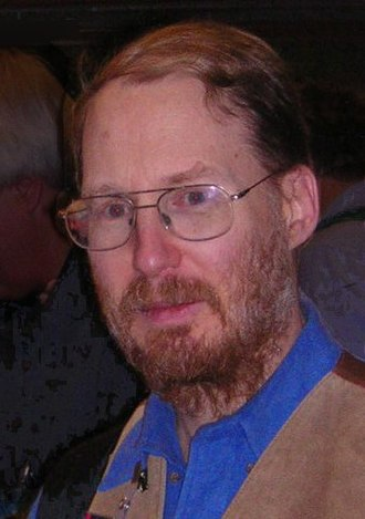 Geoffrey A. Landis - Geoffrey Landis at a science fiction convention in Amsterdam, 2006