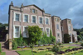 Hestercombe House building