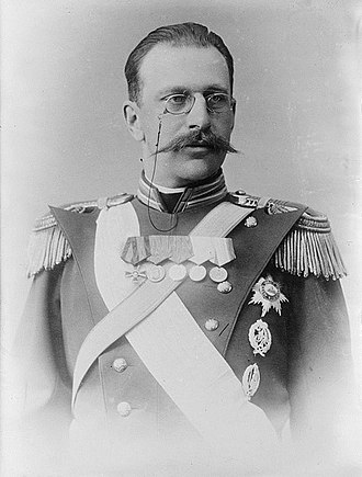 Duke Georg Alexander of Mecklenburg-Strelitz - Image: Georg Aleks Meklenburg
