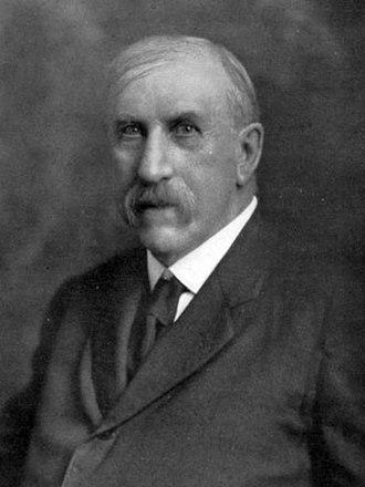 George Ham - George Ham in 1921