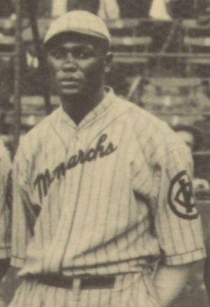 George Sweatt - Sweatt at the 1924 Colored World Series