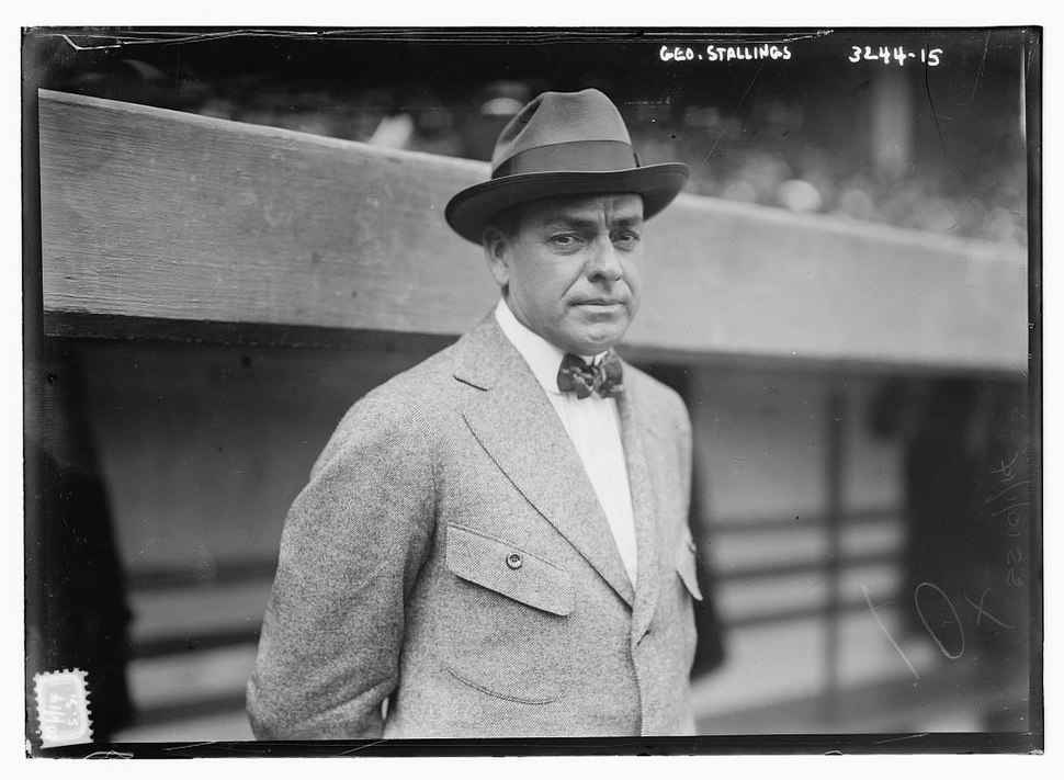 George Tweedy Stallings in 1914