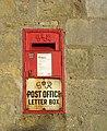 George VI Postbox at South Charlton - geograph.org.uk - 322679.jpg