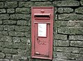 George V postbox, Keynsham - geograph.org.uk - 1044790.jpg